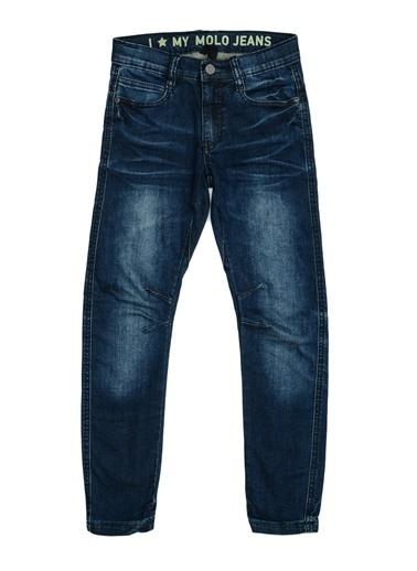 Molo Pantolon Lacivert